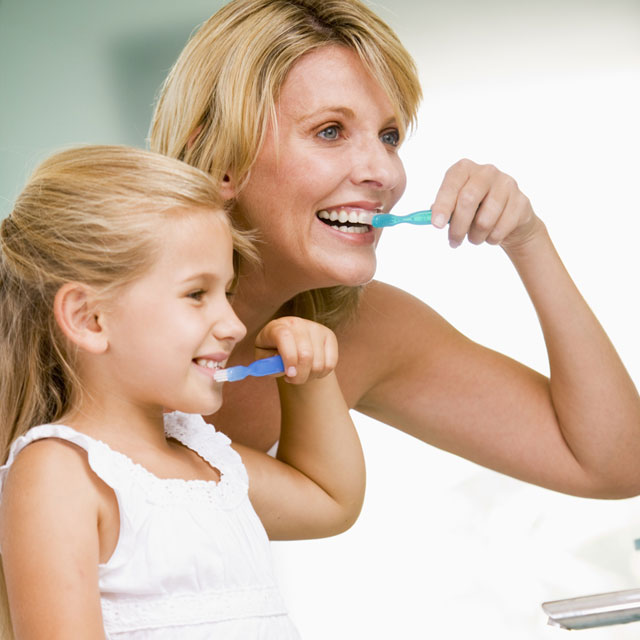 How to get your Kids to Floss